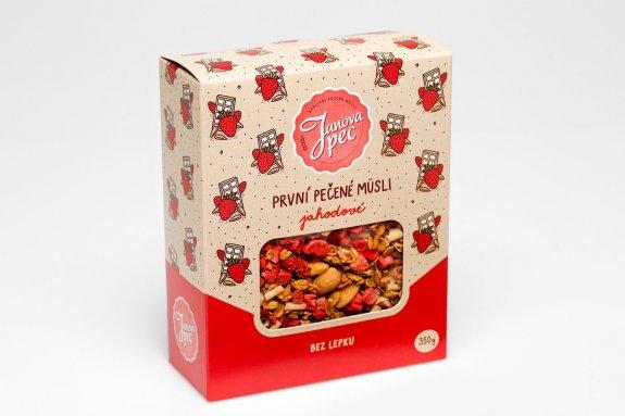 jahodove musli krabicka